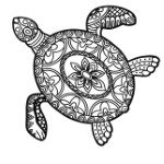 Zen Sea Turtle